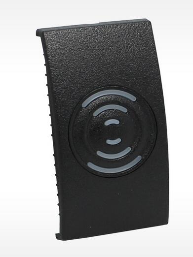 RFID IC reader, ip65 waterproof black color MF card reader for door access control system weigand34 13.56MHZ sm:kr201,min:5pcs 13 56mhz waterproof wg26 rfid ic reader for access control