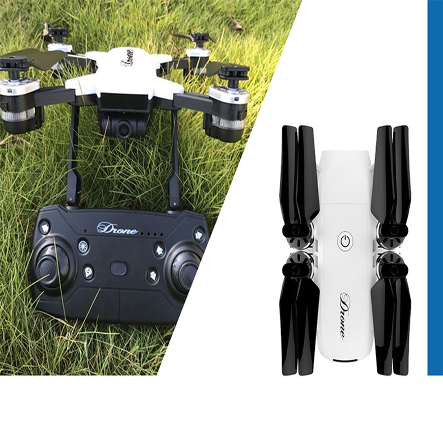 YH-19HW Wifi FPV 2.0MP Video Foldable 2.4G 6-Axis Selfie Quadcopter Drone Coreless motor Helicopter Toys and Hobbies