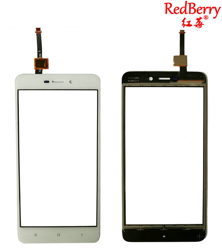 Redberry 100% Tested Black/White/Gold Glass Panel Touch Screen Digitizer For Xiaomi Redmi 4X Mobile Phone Replacement parts