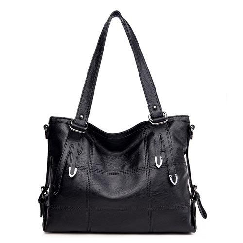 Women PU Leather Handbags...