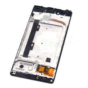 """Image 5 - For Lenovo VIBE SHOT Z90 Z90 7 LCD Display Touch Screen Digitizer Assembly With Frame For 5.0"""" Lenovo z90a40 Display Replacement"""