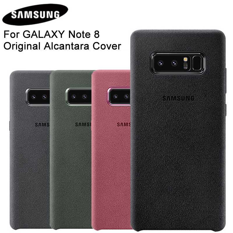 SAMSUNG Original Mobile Phone Cover Fundas Official Coque  for Samsung Galaxy Note 8 N9500 Note8 N950F SM-N950F N950 Phone Case