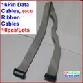 16pin cabo de dados, Led cable fita de exibição, 80 cm módulo display led display led cabo, Comprimento pode ser personalizado