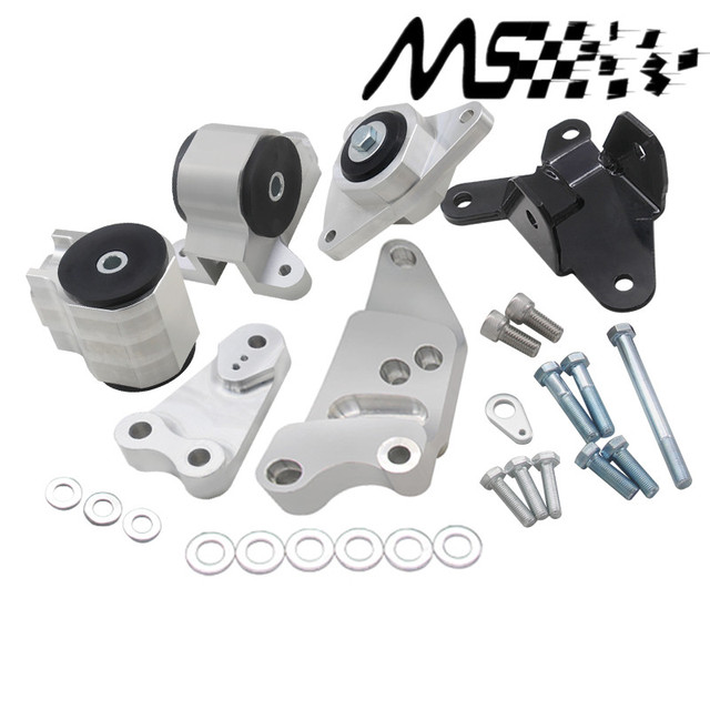 New Replacement Engine Swap Mount Kit For HONDA CIVIC SI ACURA - Acura rsx engine