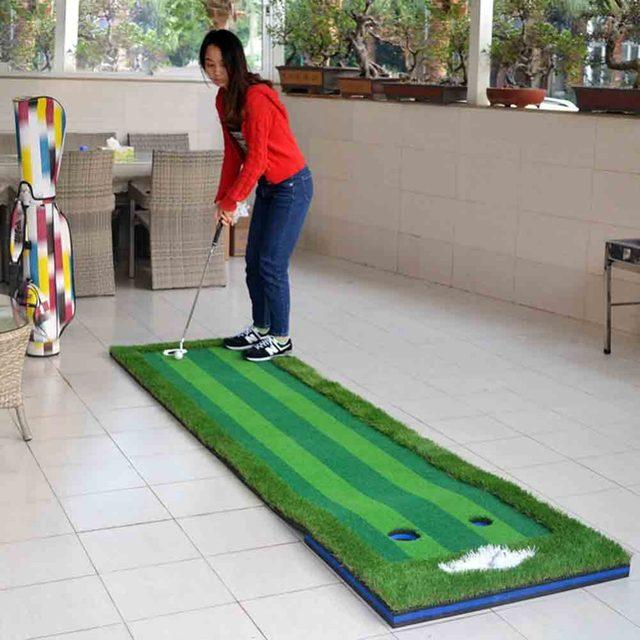 Online Shop CRESTGOLF 0.75*3m Indoor golf mats Putting Green Turf ...