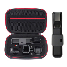 Hard EVA Carrying Case for DJI Osmo Pocket, Protective Travel Bag,Come with Lens Cover Handheld Gimbal Camera