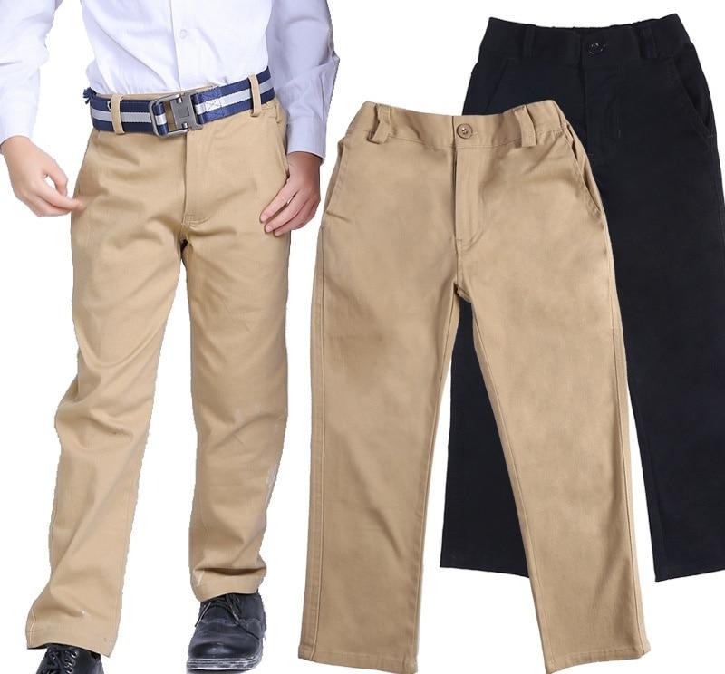 2017 New Children's Dress School Uniforms Long Pants Pupils Students Uniforms Trousers High Quality