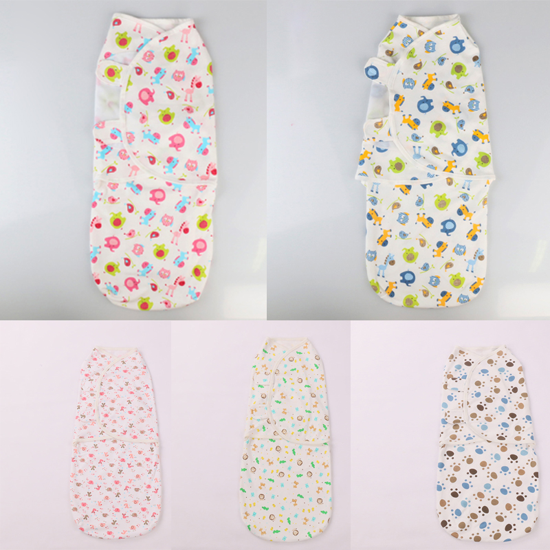 9 styles Baby Blanket mantas para bebe Summer Infant SwaddleMe Adjustable Infant Wrap for 0-6 month babies 100%cotton blanket