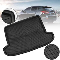 For KIA Sportage for Hyundai Tucson 2016~2018 New Rear Trunk Cargo Car styling Interior Accessories Boot Liner Waterproof Mat