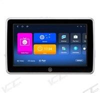 10,1 ''полный угол обзора емкостный сенсорный экран Android 5,1 подголовник монитор Airplay и Miracast SD/USB/HDMI порт передатчик