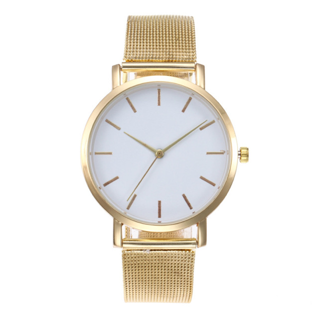 Women's Watches Rose Gold Simple Fashion Women Wrist Watch Luxury Ladies Watch Women Bracelet Reloj Mujer Clock Relogio Feminino 4