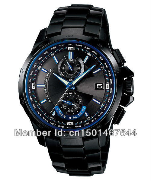 New OCW-T1000B-1A watch Wholesale and Retail quartz watch OCW-T1000B-1AJF OCW T1000B waterproof 100M