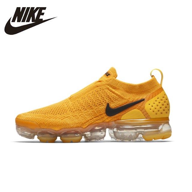 d24418fbdac7 NIKE Air VaporMax Moc 2 Original Womens Running Shoes Breathable Stability  Support Sports Sneakers For Women Shoes AJ6599