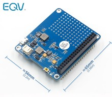 UPS HUT Bord + 1500mAh Lithium-Batterie Für Raspberry Pi 3 Modell B / Pi 2B / B + / A + Bord Modul