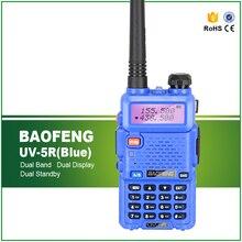 BaoFeng UV-5R Portable Radio Walkie Talkie 5W 128CH UV-5R UHF&VHF Transceiver Interphone Two Way Radio Bao Feng UV 5R