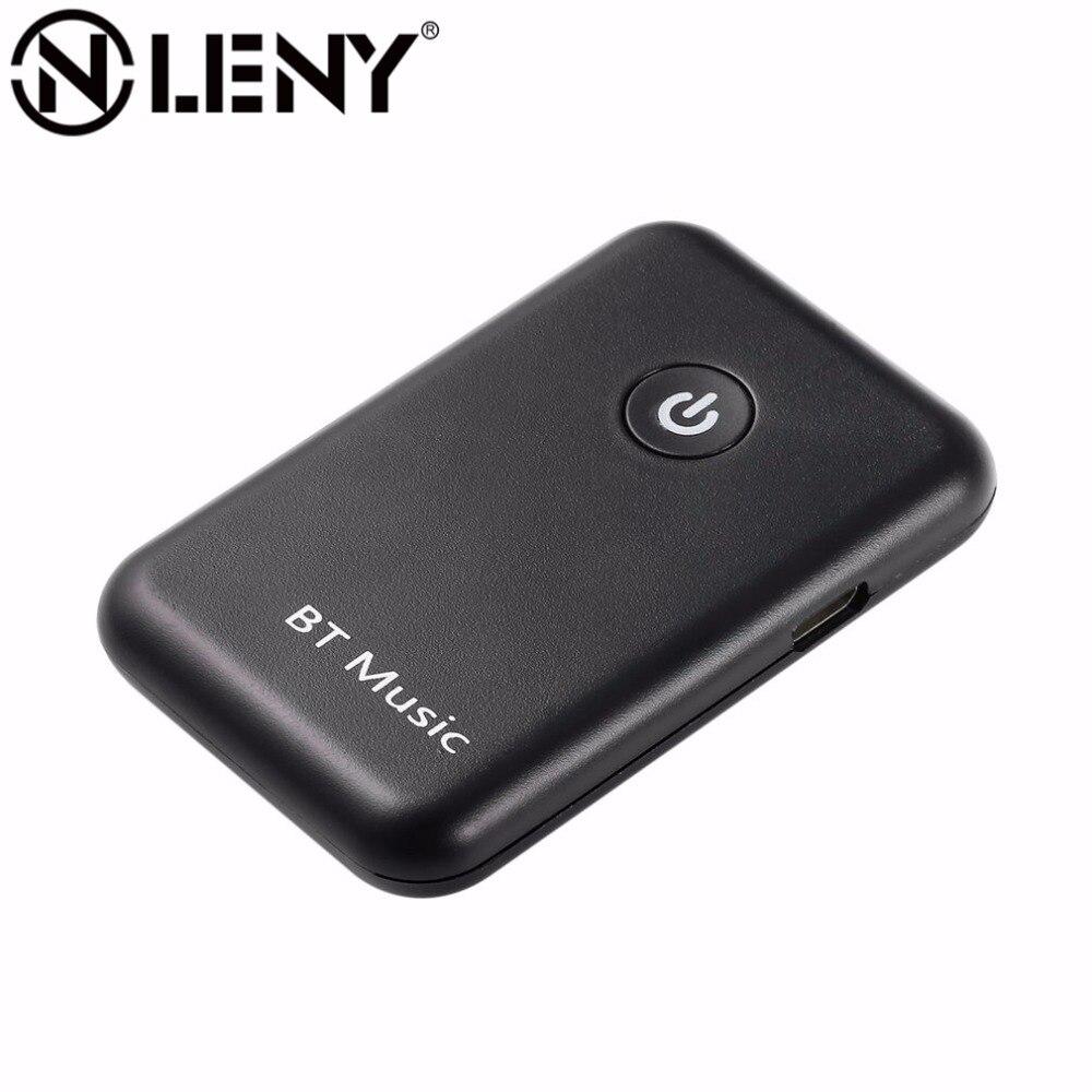 Mits Onleny 3.5mm Draadloze 2 In 1 Bluetooth 4.2 Ontvanger Zender Ontvanger Adapter Muziek A2dp Voor Computer Tablet Pc Tv Mp3 Van Hoge Kwaliteit