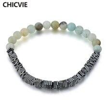 Chicvie заказной мужской браслет из нержавеющей стали браслеты