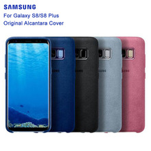 Original Samsung Cover For Galaxy S8 G9508 Plus S8+ SM-G9550 Official Anti-knock Phone Case Mobile Fundas Coque