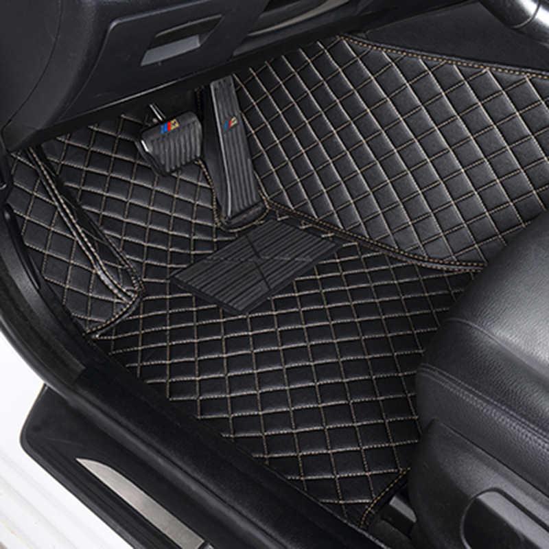 XWSN tùy chỉnh xe thảm sàn cho kia sportage 2018 rio 3 linh hồn optima ceed sorento stinger niro carens thảm sàn cho xe ô tô