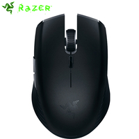 Razer Atheris Bluetooth Wireless Mouse Mini Portable Gaming Mouse Gamer Ambidextrous 7200DPI Optical Sensor 2.4GHz for Work Play