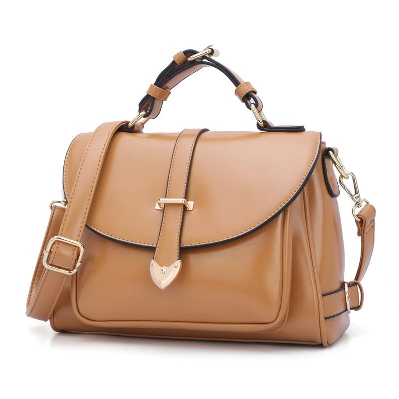 419c5022b0c3 Корейский Мода Ladylike ранцы Для женщин Мода PU кожа Сумка женская  дизайнерская OL коммутирующих сумочку одного плеча