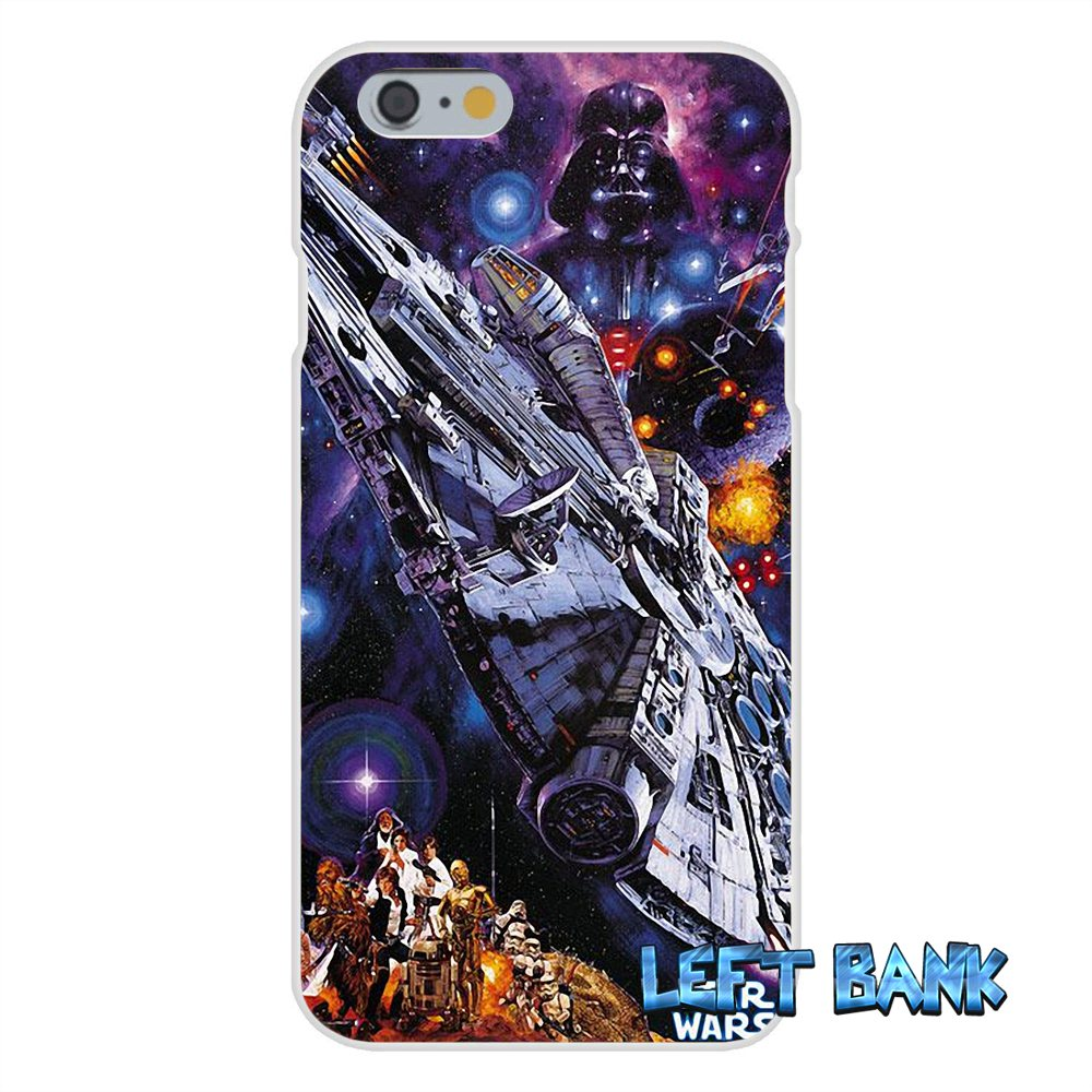 millenium falcon star wars Silicon Soft Phone Case For HTC One M7 M8 A9 M9 E9 Plus Desire 630 530 626 628 816 820