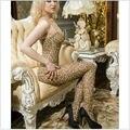 Горячая Сексуальных женщин Нижнее Белье Открыть Кротч Leopard Тела Чулок Сексуальное Женское Белье Костюмы ST1702504