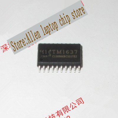 Active Components Smart Free Shipping 10pcs/lot Led Digital Tube Driver P Tm1637 Day Sop-20 New Original Can Be Repeatedly Remolded. Integrated Circuits