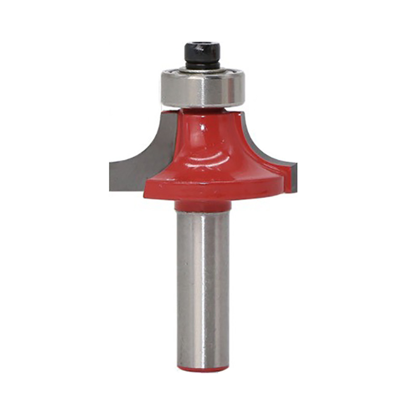 """1pc Carbide 1//2/""""*3//8/"""" Straight Flush Trim Router Bit Mill Cutter For Woodworking"""