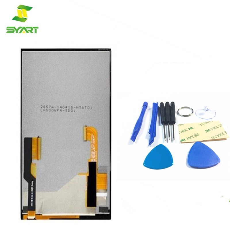 SYART High Quality 5 New LCD For HTC ONE M8 Touch Screen Full Display Digitizer Assembly ...