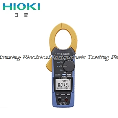 HIOKI AC CLAMP POWER METER CM3286/ CM3286-01 Quickly Check Current, Voltage, Power, and Power Factor Perfect replacement 3286-20 zipabox power current clamp 35a