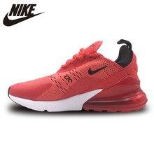 7f93bdf50 Nike Air Max 270 zapatillas de deporte zapatillas rojo clásico negro para  hombres AH8789-605