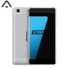 Original Ulefone Futuro teléfono móvil RAM 4 GB ROM 32 GB Octa Core 5.5 pulgadas 1080 P FHD teléfono Inteligente 1.95 GHZ Android 6.0 MP 3000 mAh