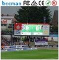 Leeman Открытый P10/P16 полный цвет футбольный стадион по периметру светодиодный экран P10 рекламы спорта светодиодный дисплей