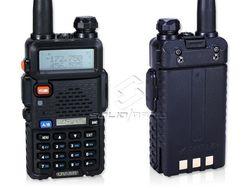 Baofeng uv-136-174/400-520 ميجا هرتز ثلاثي الطاقة 1/4/8 واط fm هام اتجاهين راديو