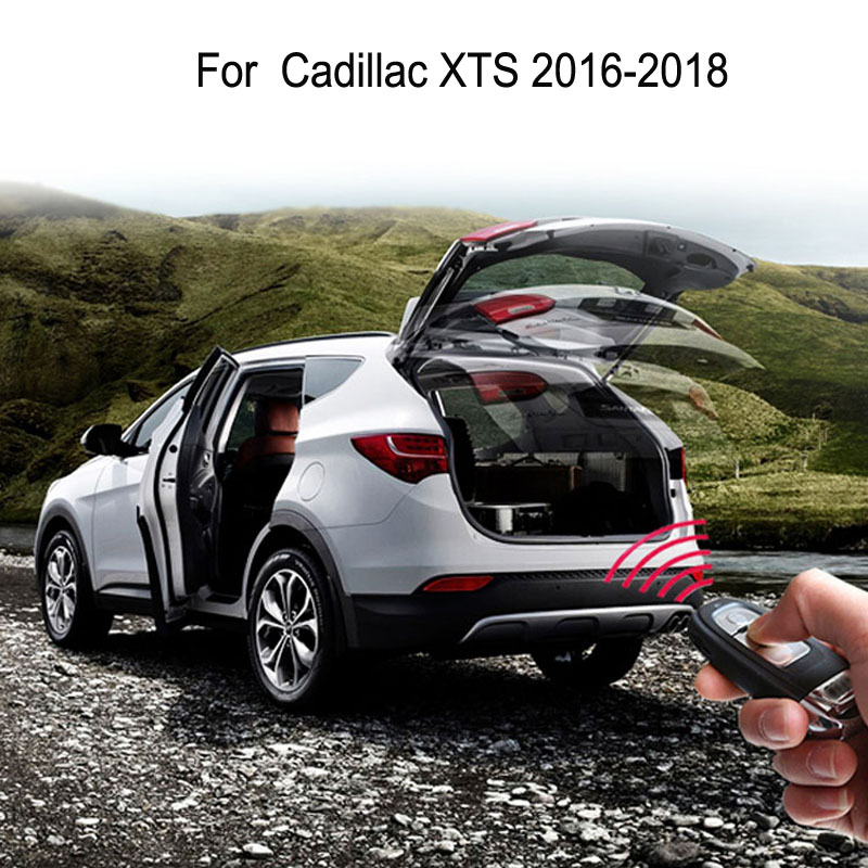 Auto Electric Tail Gate For Cadillac XTS 2016 2017 2018 Remote Control Car Tailgate Lift