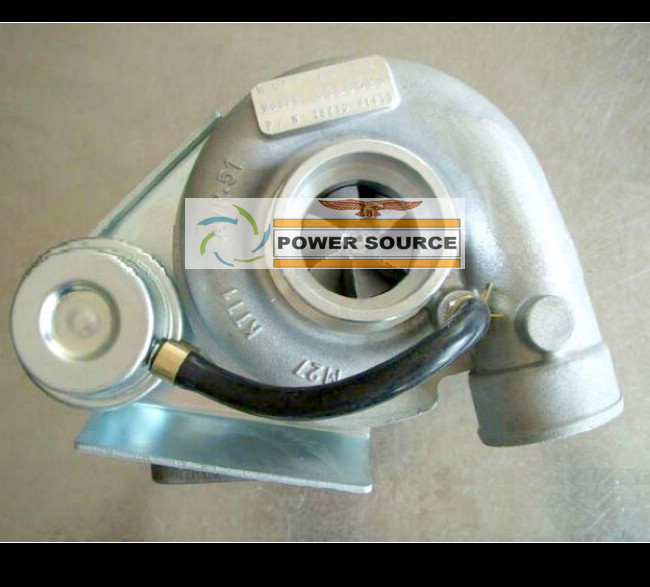 GT2052S 703389 703389-0001 703389-0002 28230-41450 28230-41431 Turbo Turbocharger For Hyundai Might Truck Chrorus bus D4AL 3.3L  цены