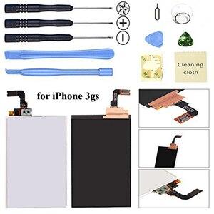 Image 1 - Kit de remplacement décran LCD Camel en cours dexécution pour Apple iPhone 3GS 3G