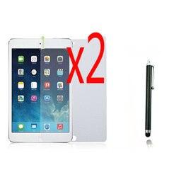 3in1 2x LCD folia zabezpieczająca ekran strażników + 1x rysik do Apple Ipad Air 1 2 3 10.5 9.7 Pro 10.2 2019 Min1 2 3 4 5|films for ipad mini|ipad mini 4 filmipad 4 film -