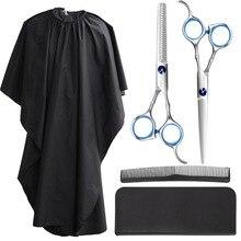 Стиль 14 салон Профессиональный парикмахерский Стрижка волос филировочные Парикмахерские ножницы парикмахерский набор инструмент для укладки волос салон