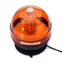 NEW Safurance 8W 5730 40 LED Emergency Vehicle Flash Stobe Rotating Beacon Warning Light Roadway Safety