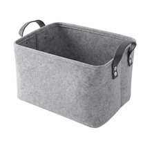 Chemical Fiber Folding Laundry Basket Storage Bag Large Hamper Collapsible Clothes Toy Holder Bucket Organizer Capacity