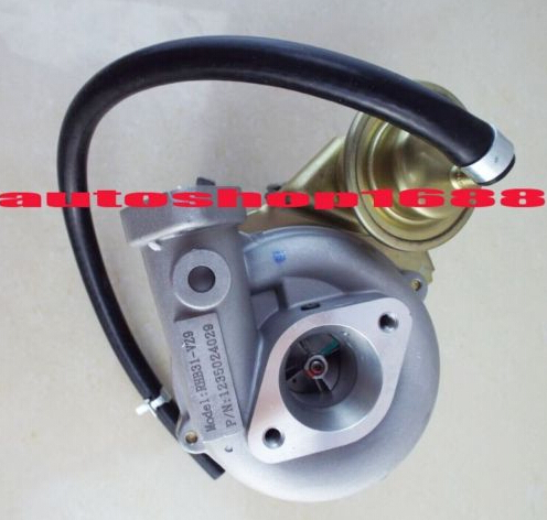 RHB31 NB130042 VA110023 VA110065 VB110023 VB110065 VZ9 turbo turbocharger for Suzuki mini car motorcycles 500cc to <font><b>660cc</b></font> image