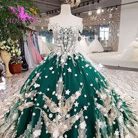 AIJINGYU Wedding Crop Top Chinese Gowns Vintage Long White Turkey Luxury Indonesia Muslim Gown I Mother Of The Groom Dresses