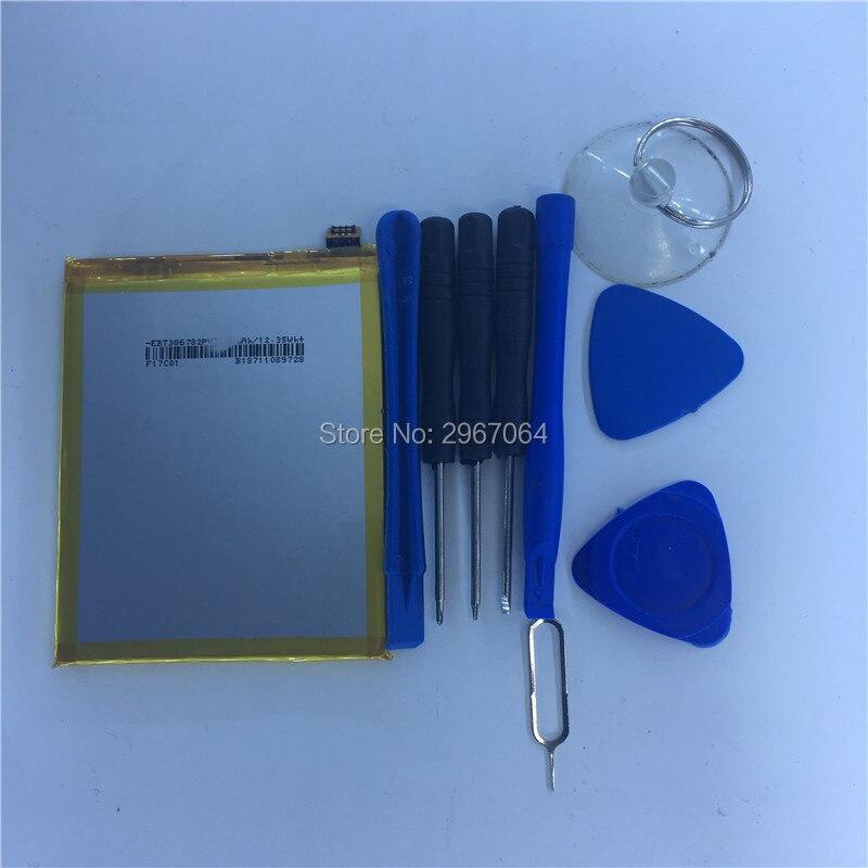 Mobile téléphone batterie Ulefone T1 batterie 3680 mAh 5.5 pouces Helio P2 Donner démonter outil ulefone Mobile Accessoires