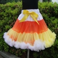 New Arrival Summer Baby Girls Chiffon Tutu Skirt Cute Princess Party Sparkle Fluffy Pettiskirts Kids Silk Ballet Skirts PETS-088