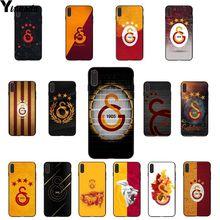 купить Yinuoda Turkey Galatasaray Coque Shell Phone Case for Apple iPhone 8 7 6 6S Plus X XS MAX 5 5S SE XR Mobile Cases по цене 48.2 рублей