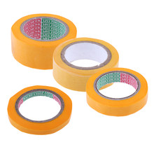 Precision Model Masking Tape Airbrushing Garis Halus DIY Tipis Topeng 18 M/Roll(China)