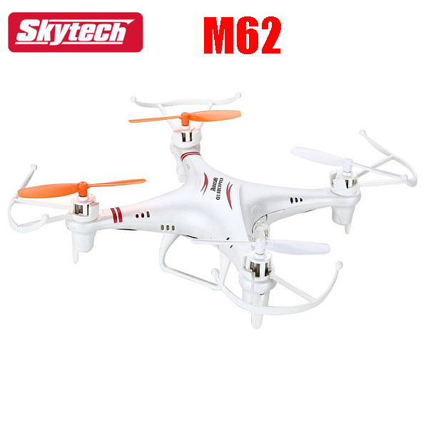 Skytech M62 4-CH 360 Flips 2.4GHz Radio Control RC Quadcopter Drone with 6-Axis Gyro RC Helicopter RTF