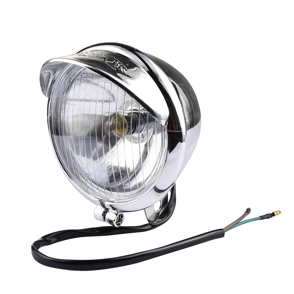 sepp 1pc Motorcycle Refitment Headlamp Simple Installation Auxiliary  Foglight Spotlight For Harley